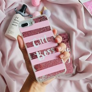Accessories - NEW NEW NEW Girl Boss iPhone Case